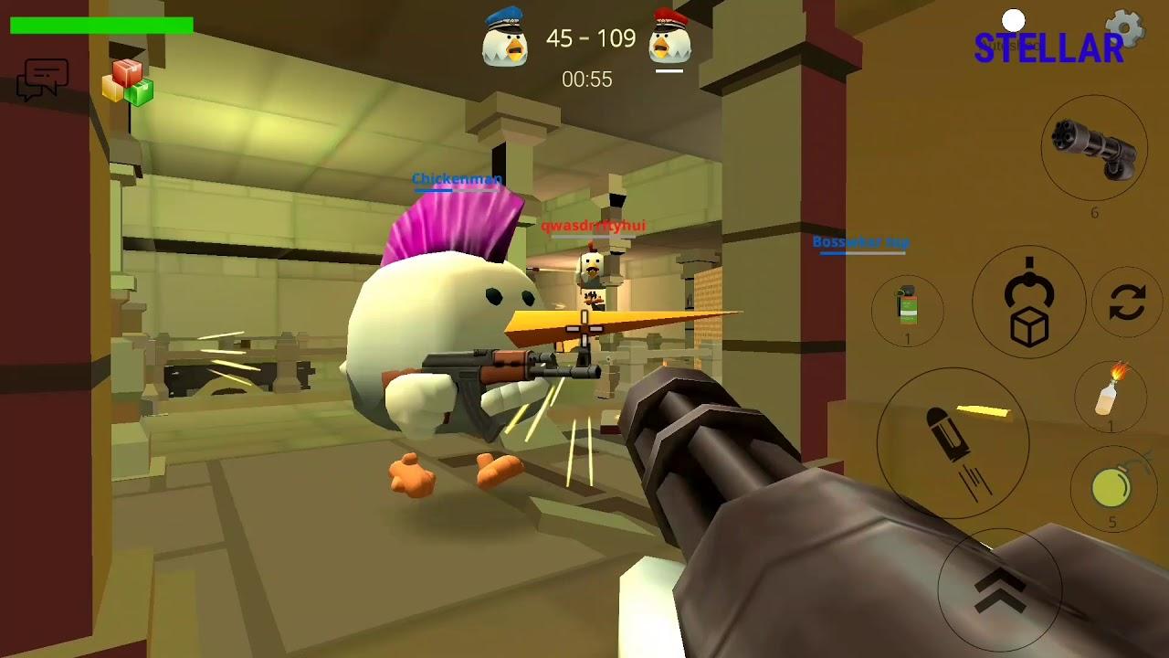 скачать chicken gun