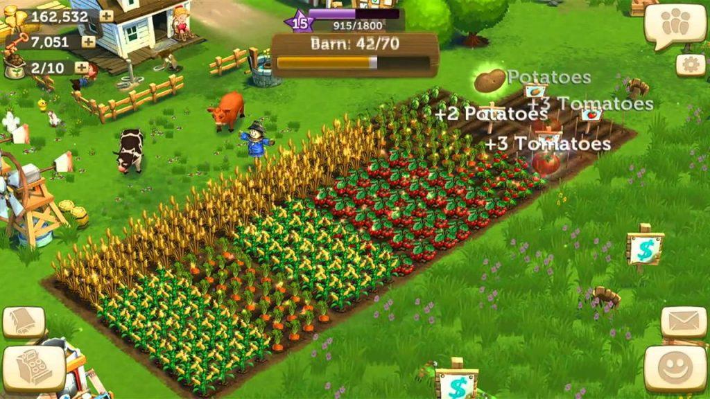взлом farmville 2