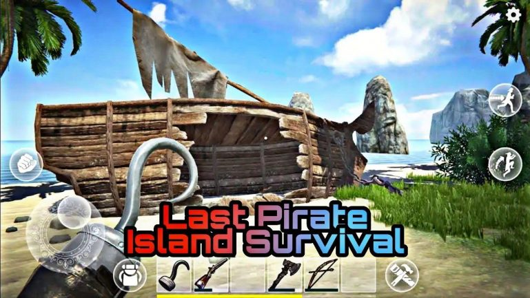 Last Pirate Island Survival