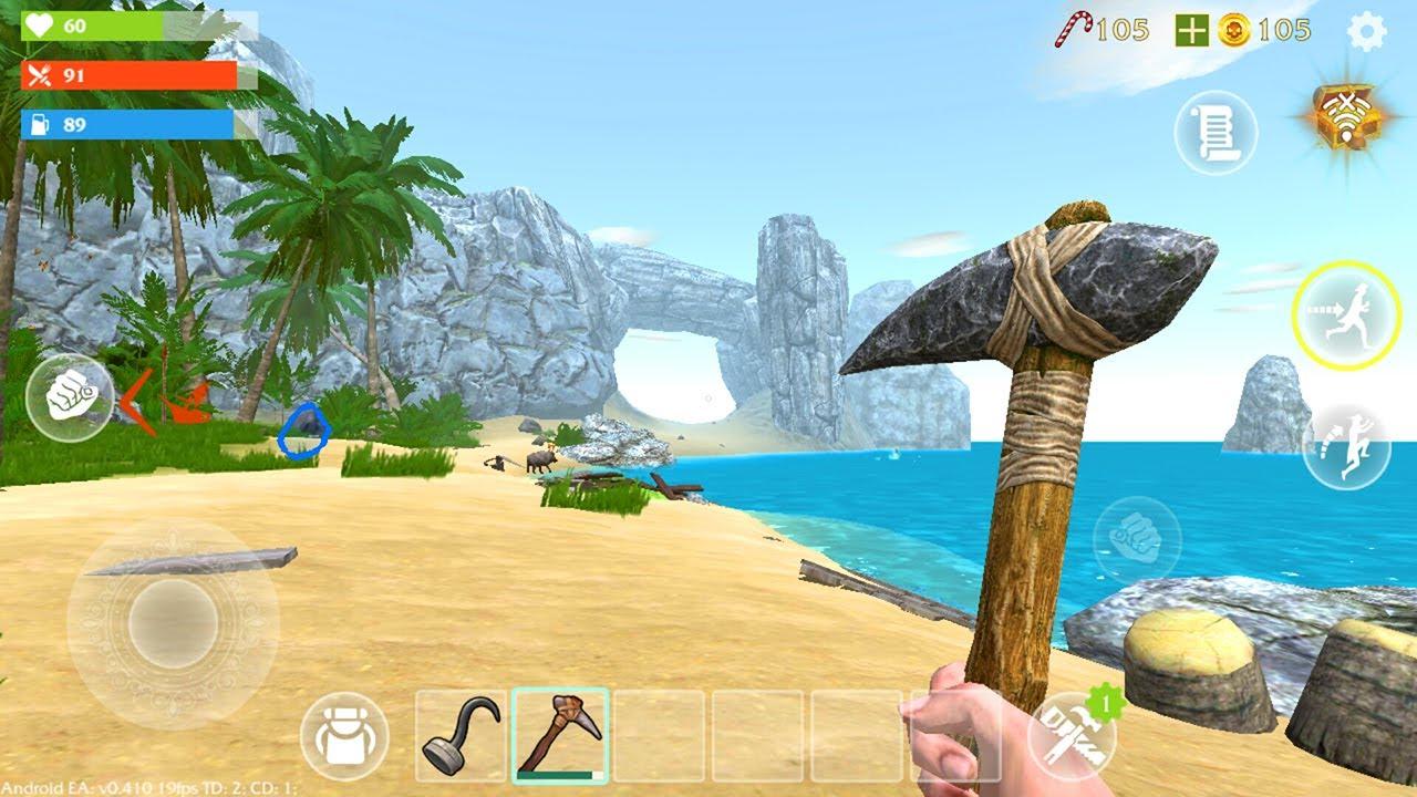 last pirate island survival мод