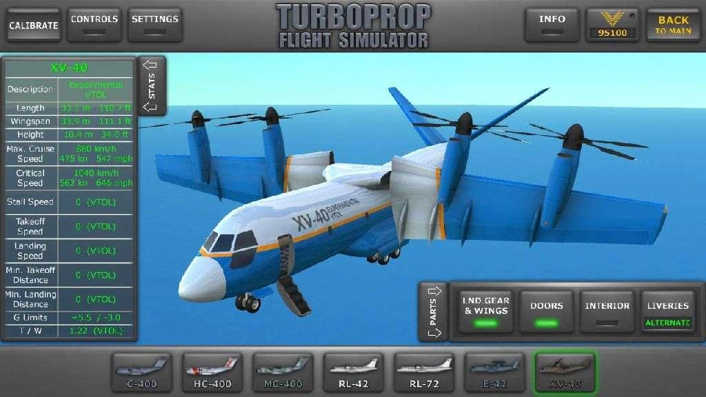 скачать turboprop flight simulator