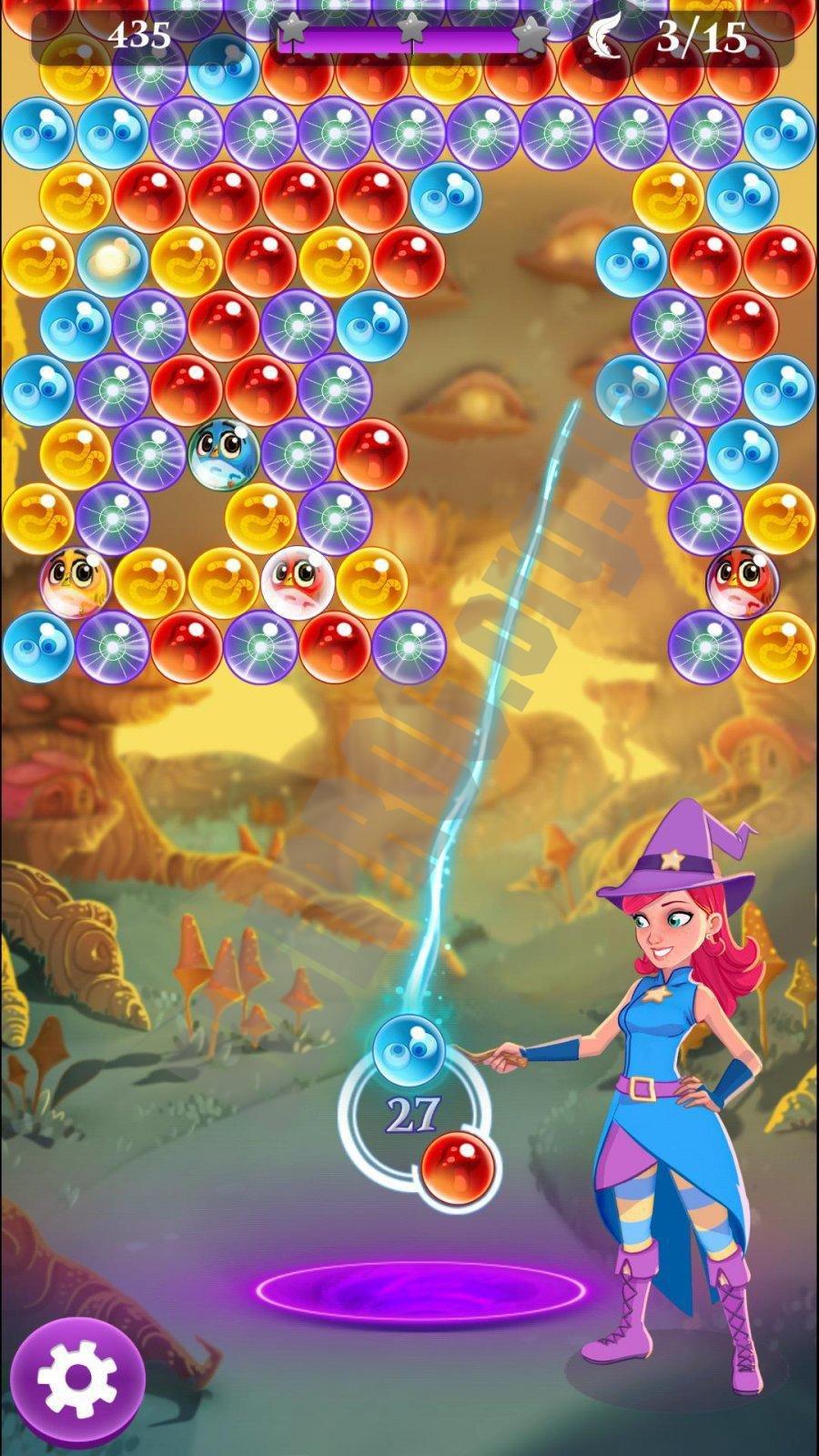 bubble witch saga 3 скачать