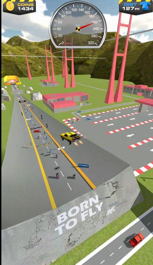 скачать взломанную игру ramp car jumping