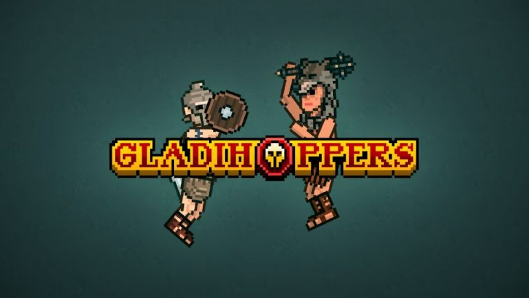 Gladihoppers - Gladiator Battle Simulator