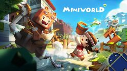 Mini World Block Art