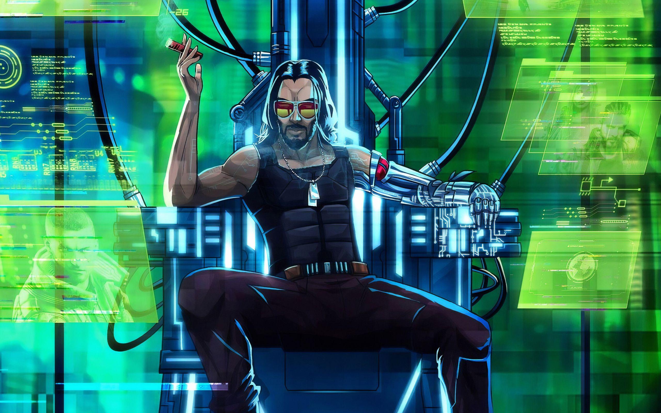 cyberpunk 2077 на андроид