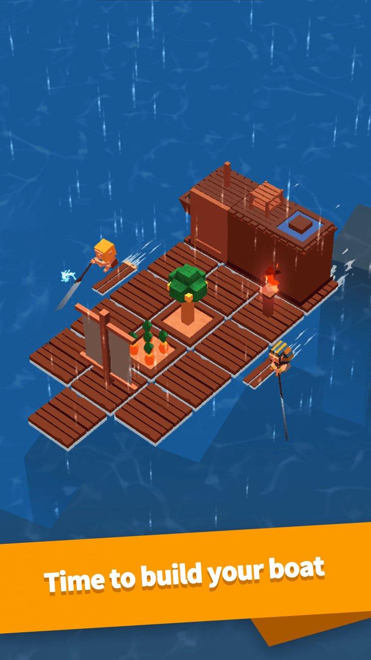 idle arks build at sea скачать