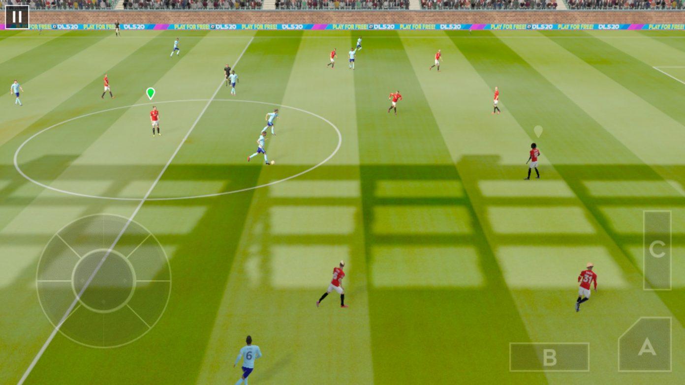 dream league soccer 2021 много денег