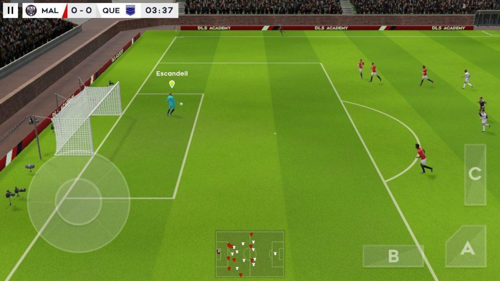 скачать dream league soccer 2021