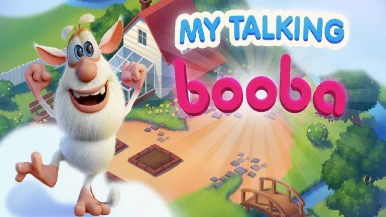 Мой говорящий Буба