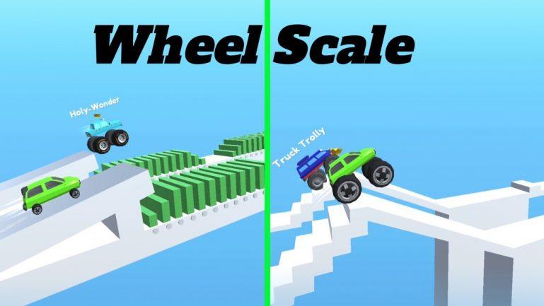 Wheel Scale
