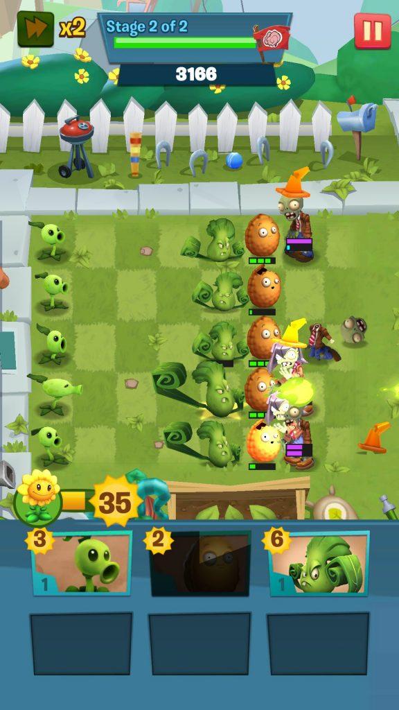 plants vs zombies 3 скачать