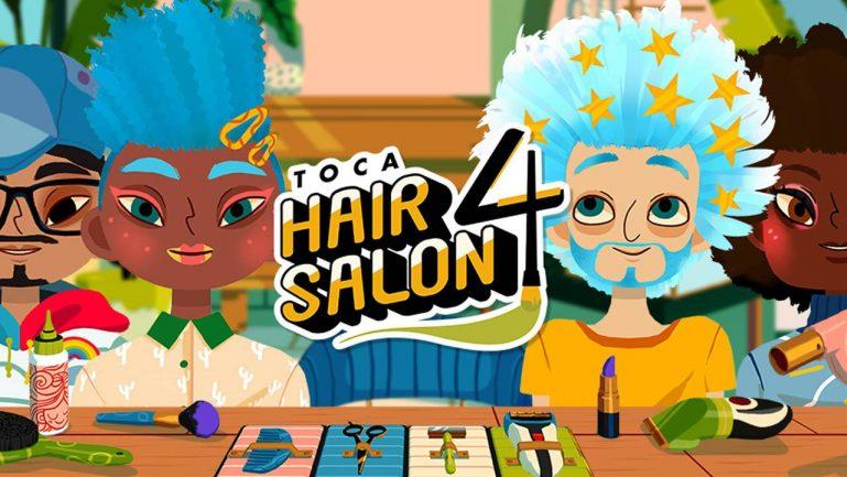 Toca Hair Salon 4