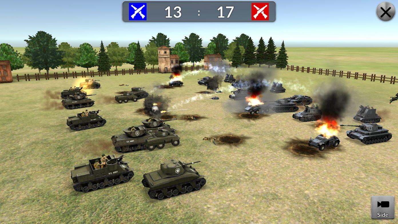 скачать ww2 battle simulator