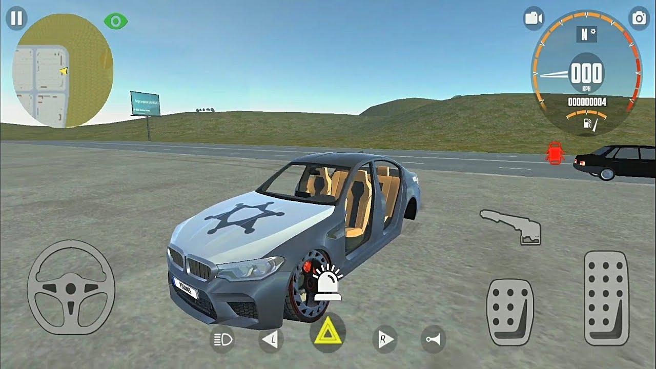 скачать car simulator m5 взлом