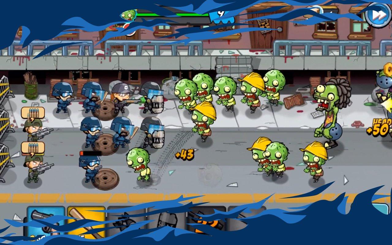скачать swat и zombies