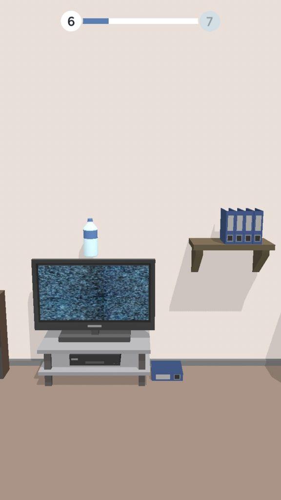 скачать игру bottle flip 3d