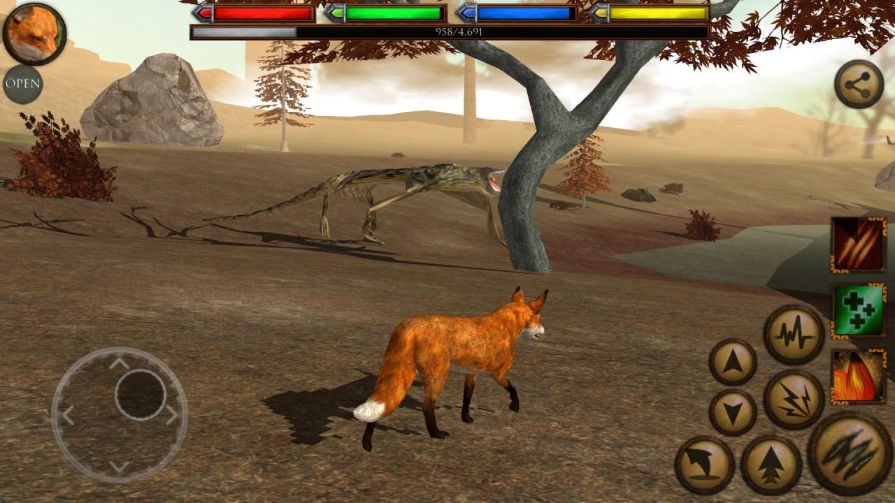ultimate fox simulator скачать бесплатно