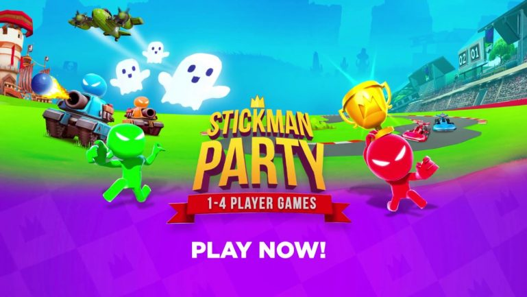 Stickman Party