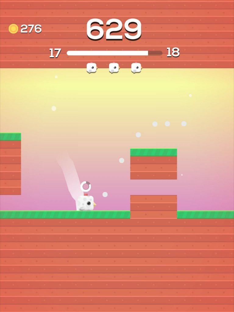 square bird играть онлайн