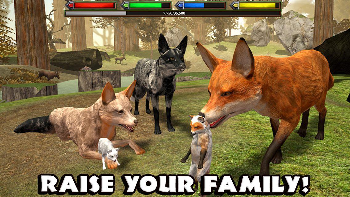 ultimate fox simulator