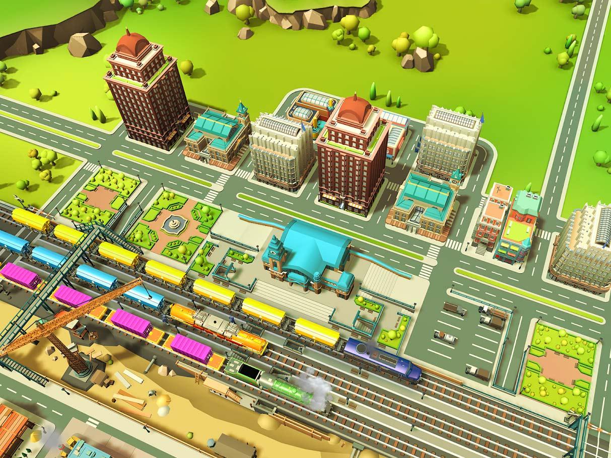 train station 2 mod