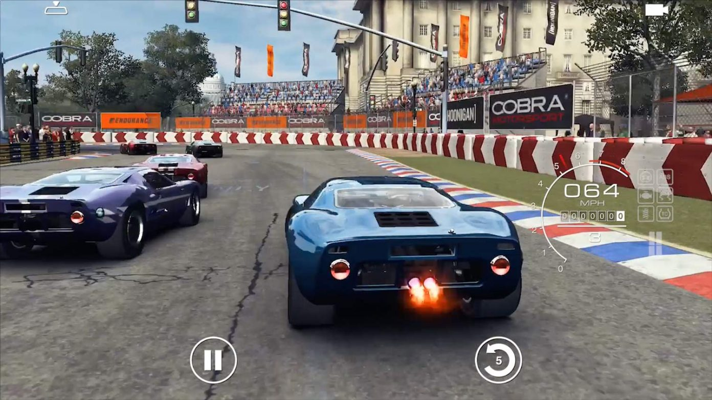 скачать grid autosport на андроид