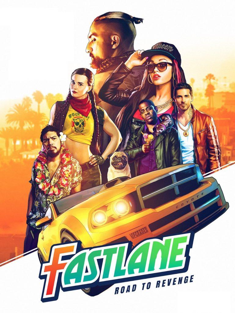 Fastlane Road to Revenge