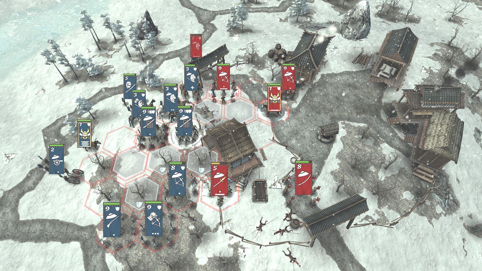скачать shogun empire hex commander