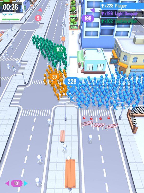 crowd city взлом