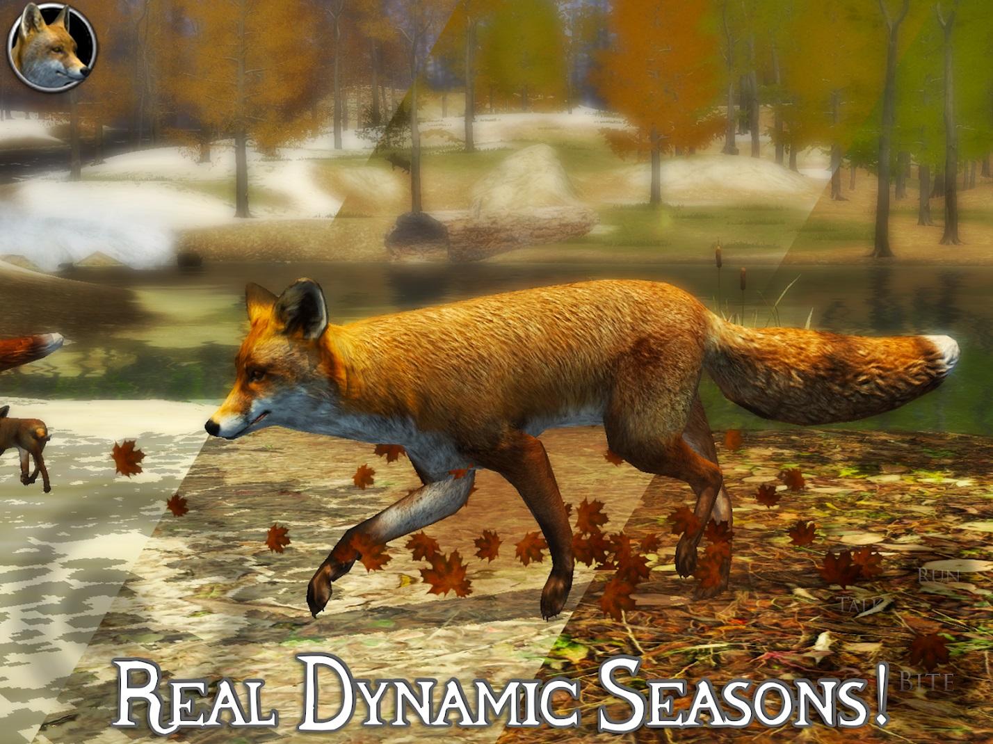 ultimate fox simulator 2 скачать бесплатно