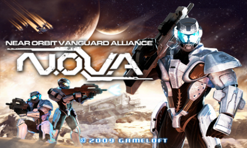 N.O.V.A. для Android