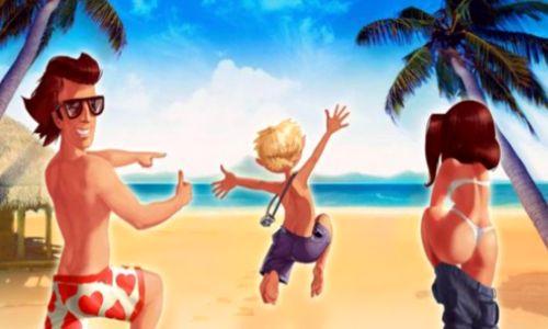 Paradise Island  для Android