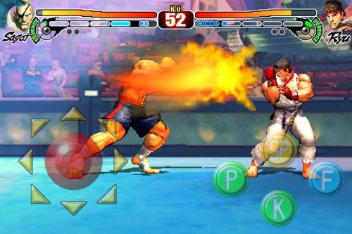 Скачать Street Fighter 4 Для Android