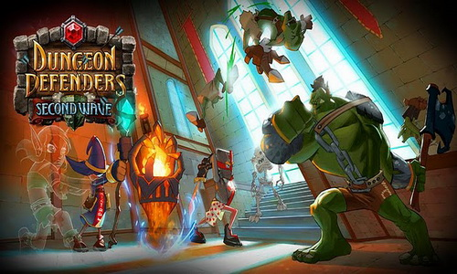 Dungeon Defenders Second Wave для Android