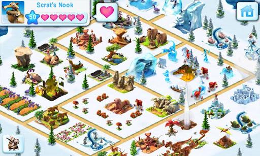 Ice-Age-Village скриншот