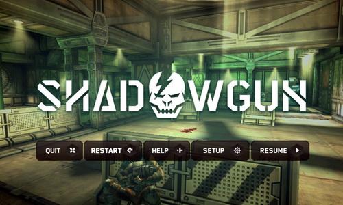Shadowgun для Андроид