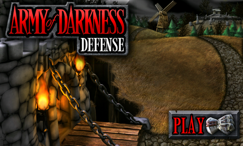 Army of Darkness Defense лого