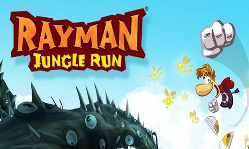 Rayman Jungle Run лого