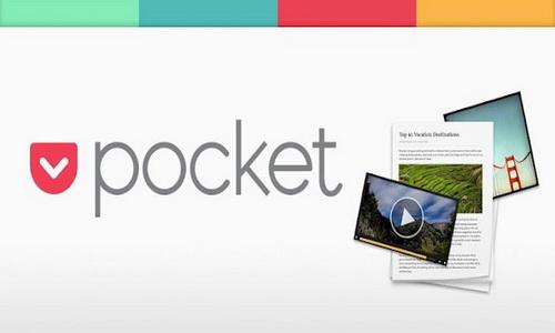 Pocket лого