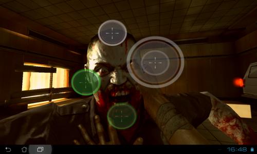 DEAD TRIGGER игровой процесс