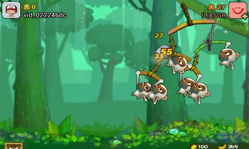 Swing Shot скриншот
