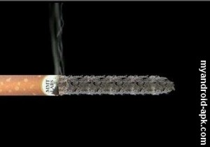 Cigarettoid