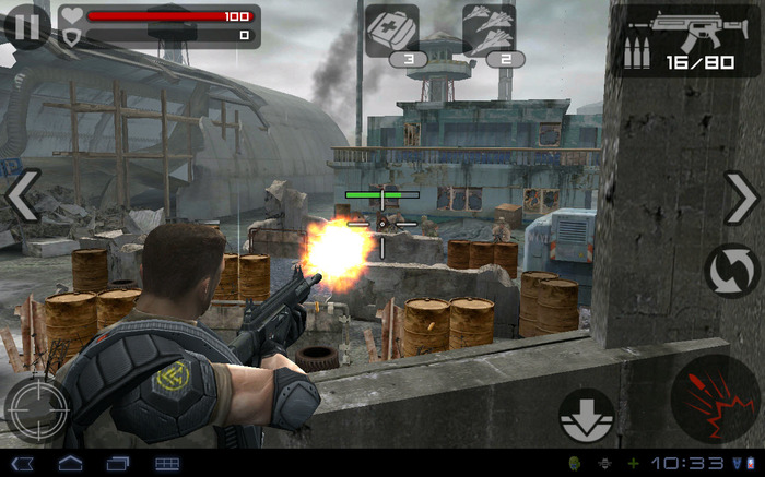 Frontline Commando 3