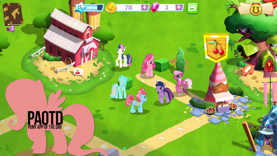 MY LITTLE PONY android 3
