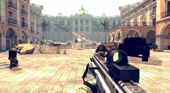 Modern Combat скриншот