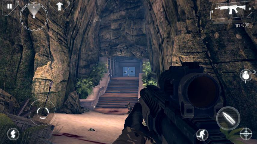 скачать игру Modern Combat 4 Zero Hour на андроид - фото 11