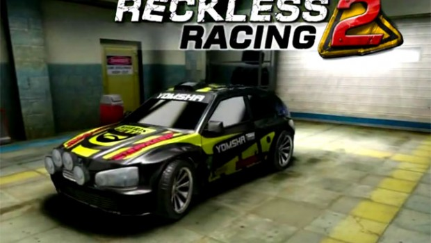 Reckless-Racing трасса