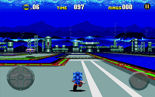 Sonic CD Android 2