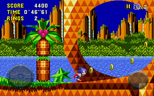 Sonic CD Android 3
